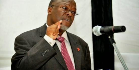 Waziri John Magufuli
