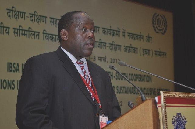 Dk. Makongoro Mahanga