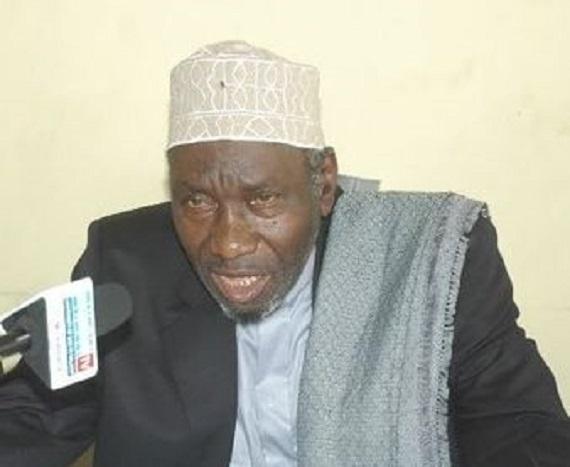 Mufti Issa Shaaban Simba