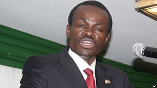 Profesa Patrick Lumumba