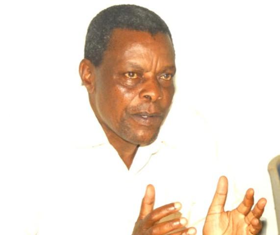 Alfred Tibaigana