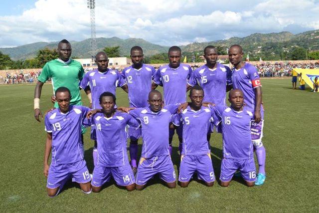 Timu ya Vital'O ya Burundi