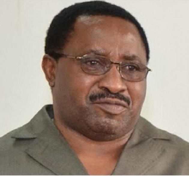 Mkurugenzi wa Makosa ya Jinai (DCI), Isaya Mngulu