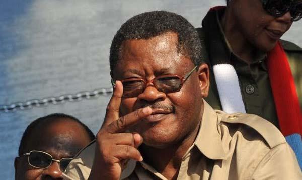 Mbunge wa Maswa Magharibi, John Shibuda