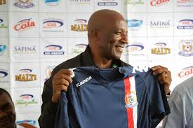 Kocha Mkuu wa Azam FC, Joseph Omog
