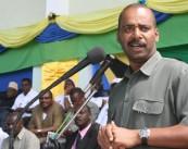 Aliyekuwa Mwakilishi wa Kiembe Samaki, Mansour Yusuf Himid