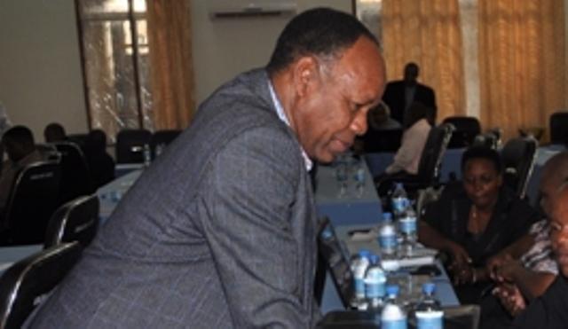 Katibu Mkuu wa Wizara ya Mambo ya Ndani ya Nchi, Mbaraka  Abdulwakil