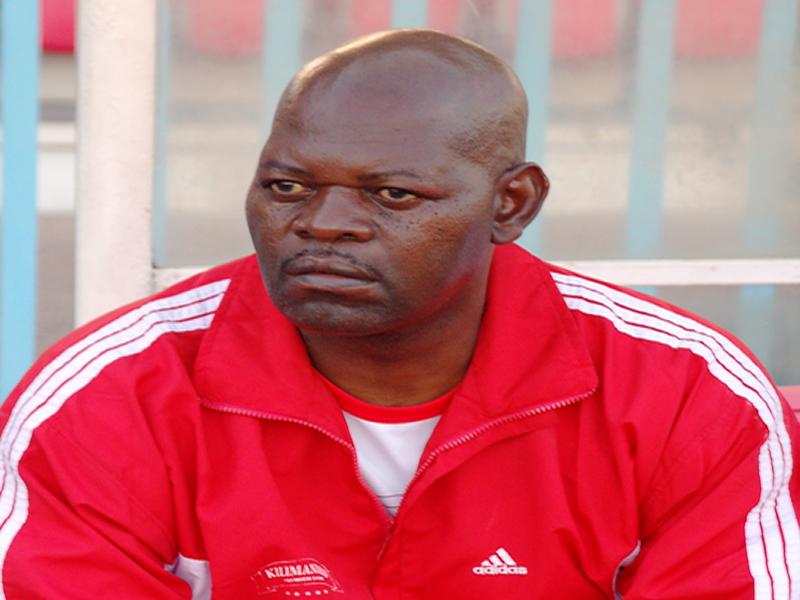 Kocha mpya wa Simba, Patrick Phiri