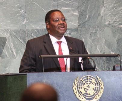Rais wa Malawi, Profesa Peter Mutharika