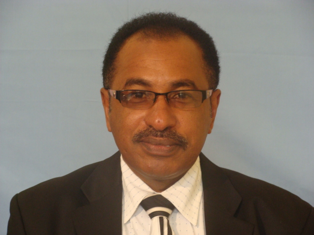 Waziri wa Afya na Ustawi wa Jamii, Dk. Seif Rashid
