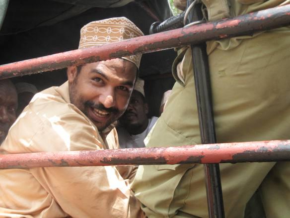Kiongozi wa Jumuiya ya Uamsho na Mihadhara ya Kiislamu Zanzibar (JUMIKI), Sheikh Farid Hadi Ahmed