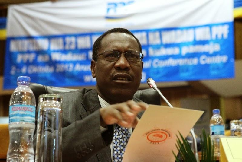Mbunge wa Jimbo la Busega,Mh. Titus Kamani