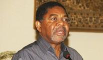Rais wa Zanzibar na Mwenyekitki wa Baraza la Mapinduzi Zanzibar, Dk. Ali Mohamed Shein