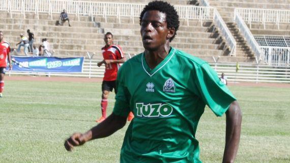 Mshambuliaji mpya wa Simba, Paul Kiongera