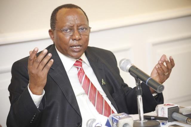 Waziri Mkuu wa zamani, Frederick Sumaye