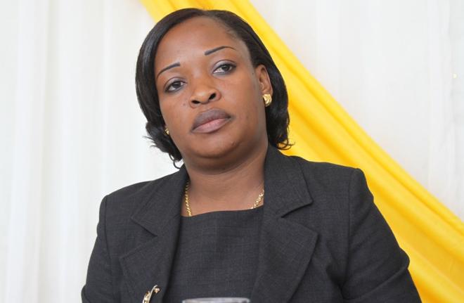 Mbunge wa Viti Maalumu (CCM), Vicky Kamata