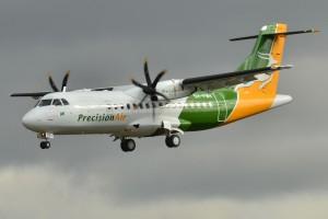 Precision_Air_ATR_42-600_(5H-PWH)_at_Toulouse-Blagnac_Airport_(LFBO)