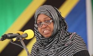 Saada Mkuywa Naibu Waziri wa Fedha