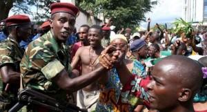 wananchi wa Burundi