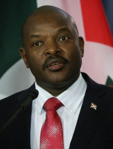 Rais wa Burundi