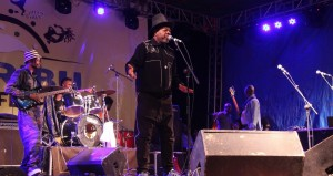 Papa Wemba akifanya onyesho lake katika tamasha la Karibu Music Festival 2015. Picha kwa hisani ya Egdar Ngelela