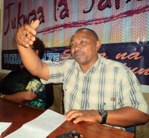 Godfrey Mungereza