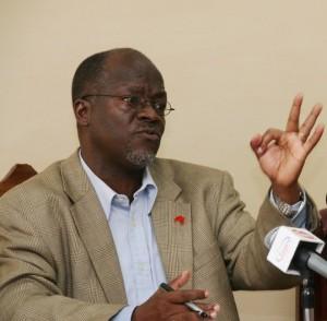 JohnPombeMagufuli