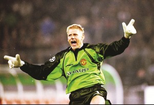 Champs League SF Peter Schmeichel