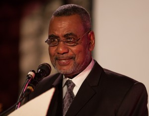 ZIFF chief guest, 1st vice president, Maalim Seif Sharif at ZIFF 2013