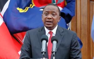 Kenyan-President-Uhuru-Kenyatta-