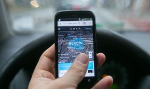 Uber inavyofanya kazi