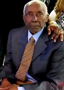 Baba wa Koffie Olomide aliyefariki