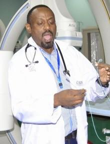 Dk. Peter Kisenge