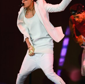 Justin Bieber In Concert At The MGM Grand
