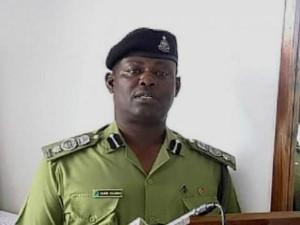 Kamanda wa Polisi Mkoa wa Tabora, Hamis Issa