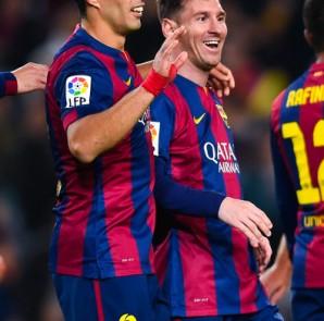 Lionel+Messi+Luis+Suarez+FC+Barcelona+v+Cordoba+dxAnXGK5F5Rl