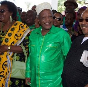 MZEE Yusuf Makamba