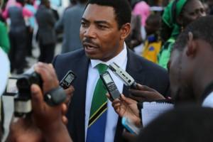 Mwigulu Nchemba