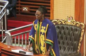 NAIBU Spika wa Bunge, Dk. Tulia Ackson.