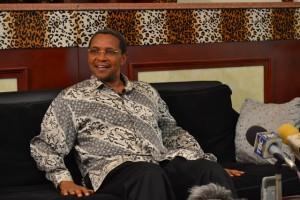 RAIS Mstaafu, Jakaya Kikwete