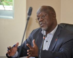 Rais Dk. John Magufuli