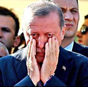 Rais Erdogan akilia katika msiba