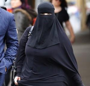 Vazi la Niqab