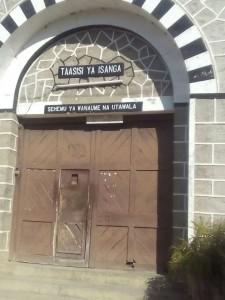 Jengo la Taasisi ya Isanga mkoani Dodoma, ilipo Hospitali ya Mirembe.