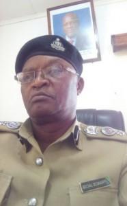 Kamanda wa Polisi, Mkoa wa Manyara, Francis Massawe.