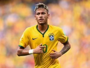 Neymar de Santos