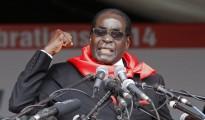RAIS wa Zimbabwe, Robert Mugabe