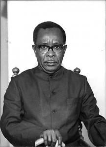 Marehemu Aboud Jumbe Mwinyi
