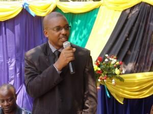 Mganga Mkuu wa Mkoa wa Mbeya, Dk. Bakari Mhina.