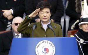 Rais wa Korea Kusini Park Geun-hye